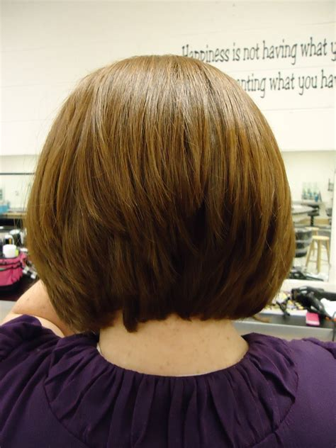 i want to see the back of hairstyles short haircuts back view new short bob hairstyle from the