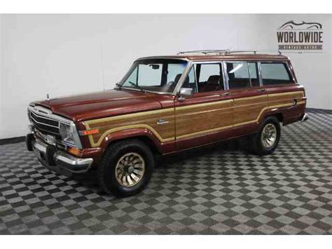 Vintage Jeep Wagoneer Classifieds For Classic Jeep Wagoneer 20 Available