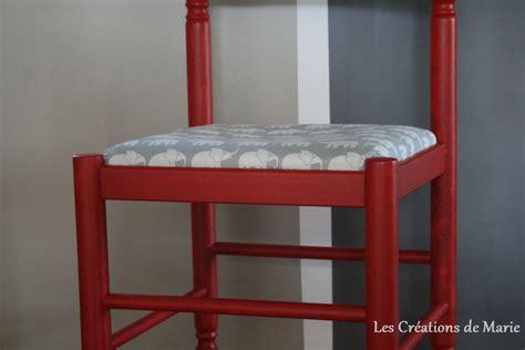 relooker chaise en paille relooker une chaise en paille les cr 233 ations de