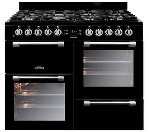 leisure kitchen appliances buy leisure cookmaster 100 gas range cooker black free