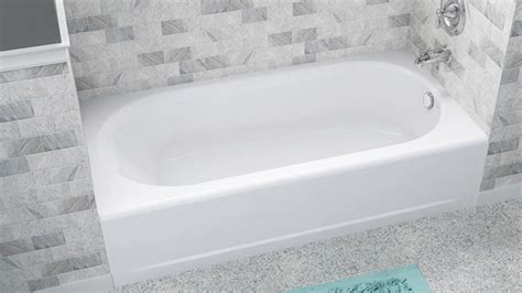 American Standard Cambridge Bathtub by American Standard Press Durable Americast Tubs Offer