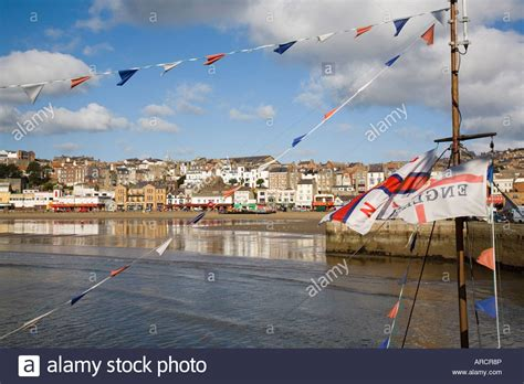 river boat flags boat britain flag stock photos boat britain flag stock