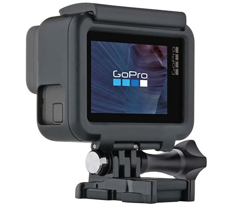 Go Pro The Frame Original the gopro hero5 is finally waterproof and listens to your voice commands gizmodo australia