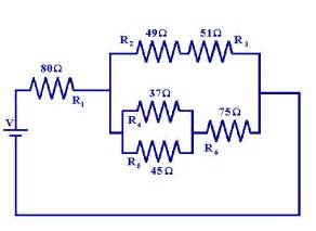 series parallel circuits department of chemical