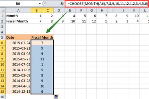 format date as quarter in excel how to convert date to fiscal year quarter month in excel