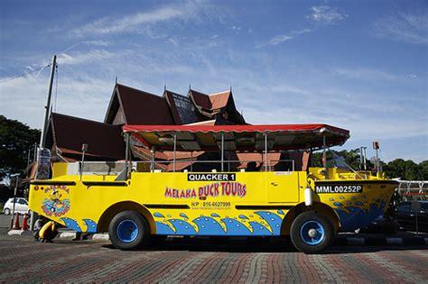 duck boat tours melaka holy boat popular melaka duck boat