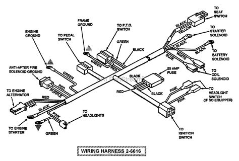 kohler ch20s repair manual wiring diagrams wiring diagram