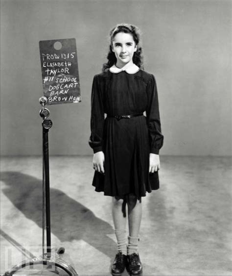 taylor casting couch the young elizabeth taylor at a casting call for the 1943