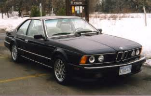 Bmw 633csi Bmw E24 6 Series 1976 1989