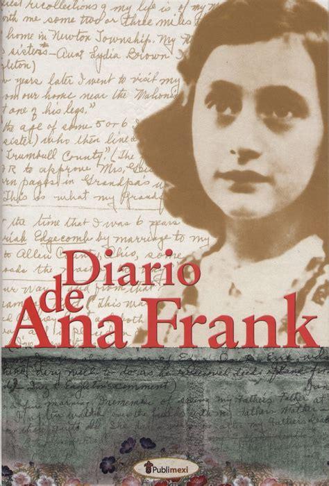 libro anne frank el diario de ana frank la voz del luis vives