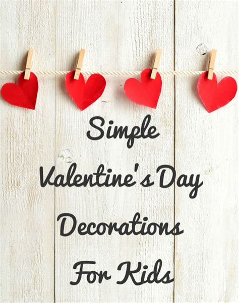 valentines day items day decorations my web value