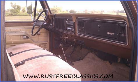 S W A T Rangers Brown 1976 f250 highboy ranger trim brown original paint