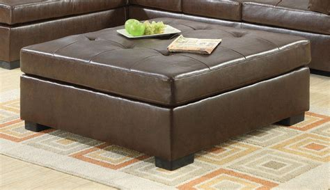 chocolate brown microfiber ottoman chocolate brown ottoman microfiber shehnaaiusa makeover