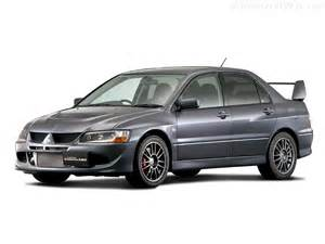 Mitsubishi Lancer Evo 8 Mr Mitsubishi Lancer Evo Viii Mr 280 High Resolution Image 1