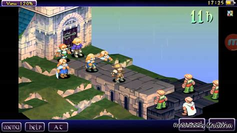 ffvii android tactics android glay hd
