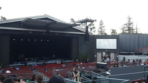 greek theater section b our view from section b row f yelp