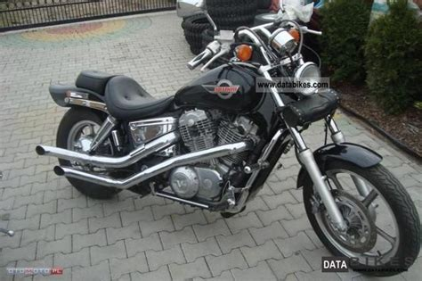 1989 Honda Shadow Vt1100