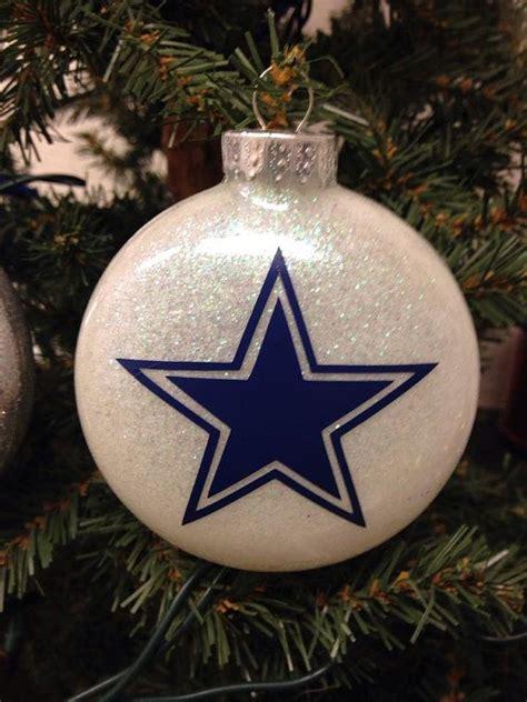 dallas cowboys tree tree ornament nfl football dallas