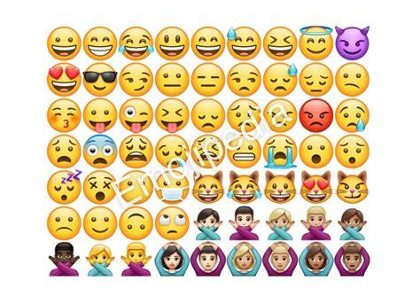 B Iphone Emoji Whatsapp Unveils Its Own Emojis