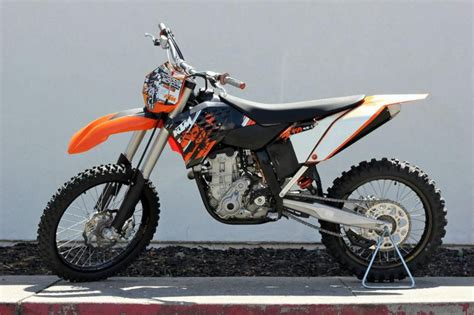 Ktm Sxf 450 2009 Buy 2009 Ktm 450 Sx F Motorcross Motorcycle On 2040 Motos