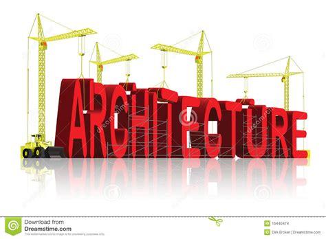 create a building architecture creative building blueprint architect stock