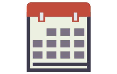 C Calendar Library Education Pictograms Vector Stencils Library