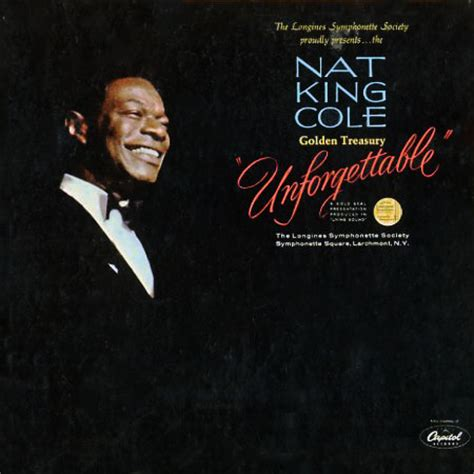 lights out nat king cole review nat king cole golden treasury unforgettable longines