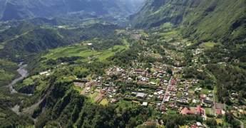 Cirque de Salazie   Ile de La Réunion Tourisme