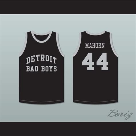 Ricks Cap Hat Topi Trucker Custome Whos Bad 02 Black rick mahorn 44 detroit bad boys basketball jersey