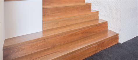 Karri Timber   Gowling Stairs