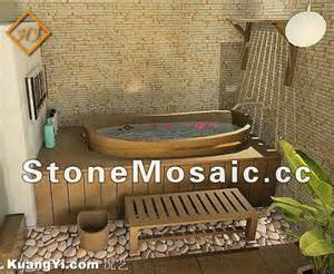 bathroom mosaic designs supplier yunfu huanjian stone