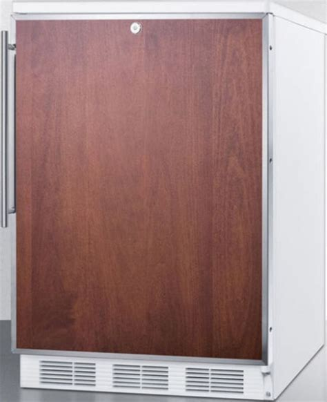 summit ct66lbifrada ada compliant built in refrigerator