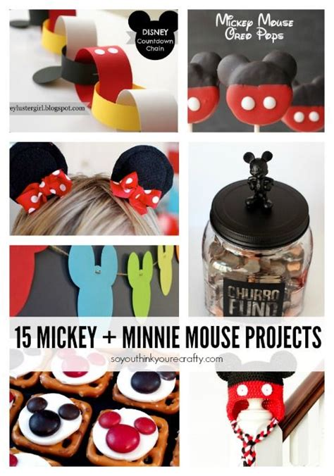 mickey mouse craft projects 43 best 2 images on minnie mouse mouse