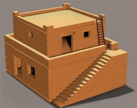 biblical house 2story v3 poser sharecg