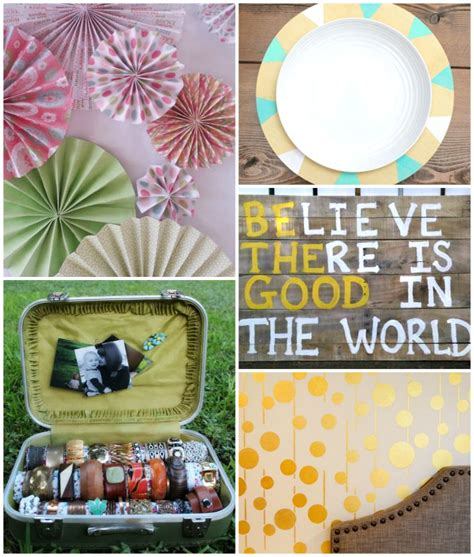 15 summer craft and diy ideas for the home setting for 4 summer crafts and more diy fun