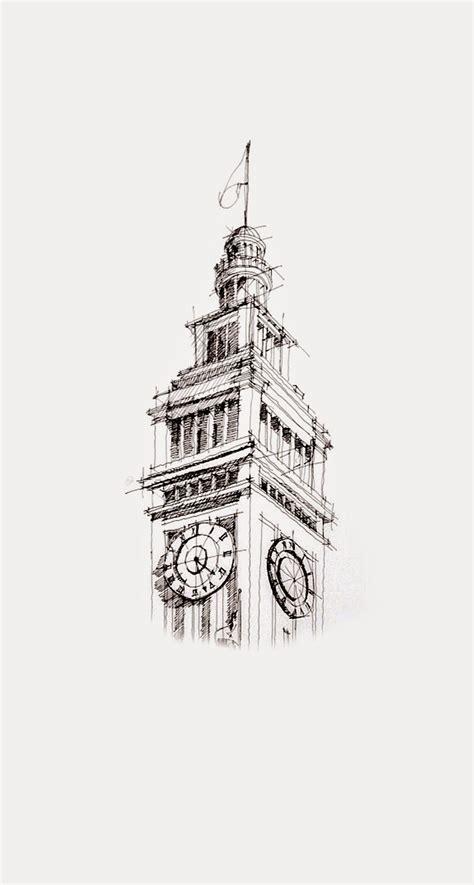 Sketches 4k Wallpaper by Big Ben Sketch Iphone 6 Plus Hd Wallpaper Hd Free