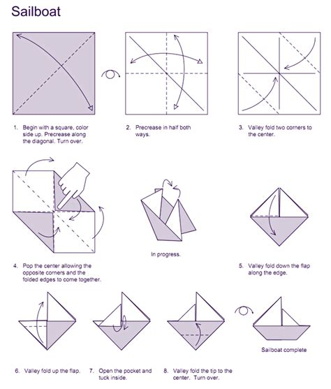 how to fold a paper napkin boat image result for origami sailboat party final