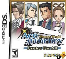emuparadise ace attorney phoenix wright ace attorney justice for all u