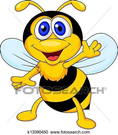 clipart divertenti clipart divertente ape cartone animato ondeggiare