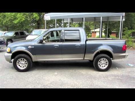2001 F150 Engine by Takes 2001 Ford F 150 King Ranch Start Up Engine