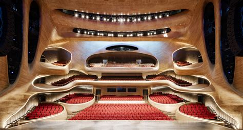 Flor Plans gallery of harbin opera house mad architects 18