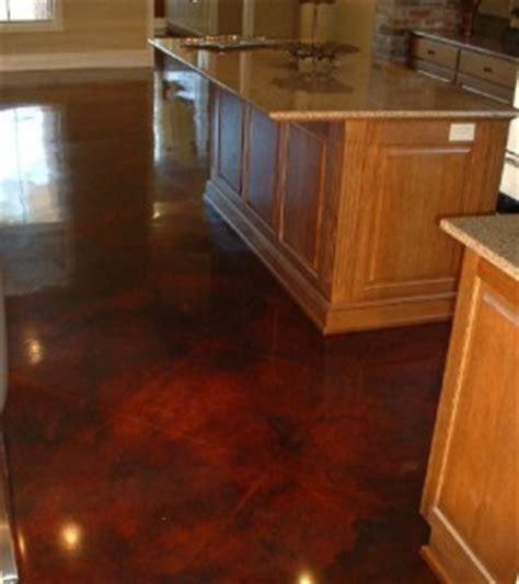 decorative concrete floors baltimore county maryland