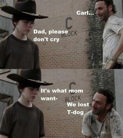 Walking Dead Meme Rick Crying - best memes of the walking dead season 3