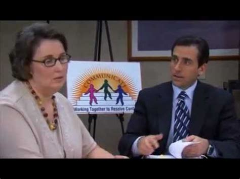 Conflict Resolution The Office by The Office Conflict Resolution With Angela And Phyllis