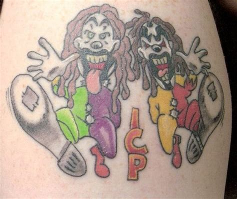 juggalo tattoos designs icp tattoos page 2