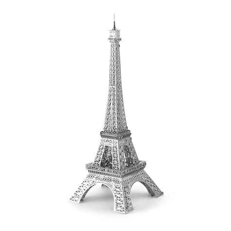Miniatur Model Kit 3d Fascinations Metal Earth Eiffel Tower metal earth iconx eiffel tower 3d laser cut diy model