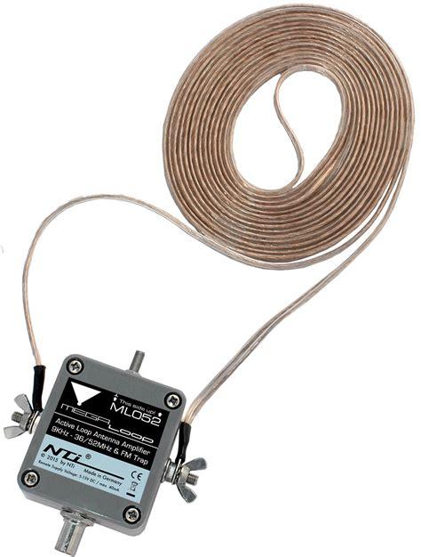 megaloop ml052 bonito s new portable mag loop antenna
