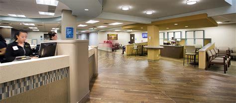 Hutch Clinic Hutchinson Clinic Lobby Wdm Healthcare Architects