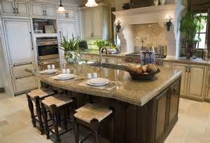Best Kitchen Island Design 39 Fabulous Eat In Custom Kitchen Designs