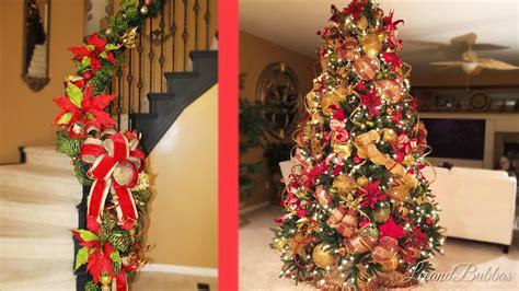 my christmas decorations tour jennissemakeup youtube